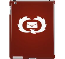 Postbox Symbol iPad Case/Skin