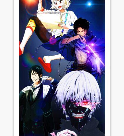 Anime Sticker
