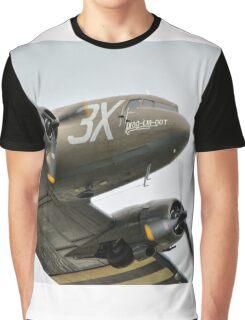 DC3/C47/Dakota Shoreham UK 2014 Graphic T-Shirt