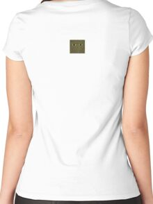 P&G WORLD DIM/SMALL Women's Fitted Scoop T-Shirt