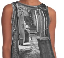 Urban Living in San Francisco - Chinatown Alley Contrast Tank