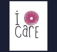 I Do-nut Care One Piece - Short Sleeve