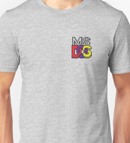 DOS Unisex T-Shirt