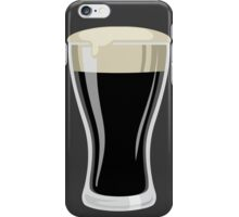 Dark Beer iPhone Case/Skin