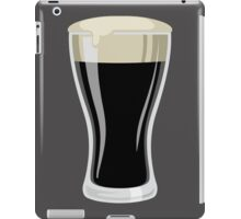Dark Beer iPad Case/Skin