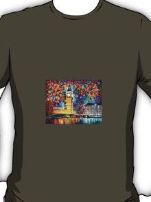 Big Ben, London — Buy Now Link - http://goo.gl/Q4PhhB T-Shirt