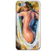 MODEST - Leonid Afremov iPhone Case/Skin