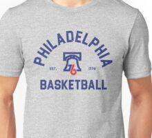 Philadelphia Basketball Unisex T-Shirt