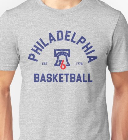 Philadelphia Basketball Unisex T-Shirt