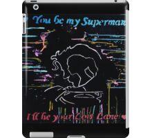 Call Me Superman iPad Case/Skin