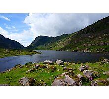 Irish Mountain Landscape Photographic Print