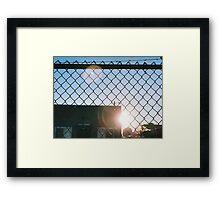 Rise & Shine Framed Print