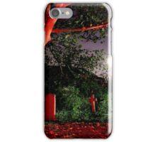 Graveyard at Midnight iPhone Case/Skin