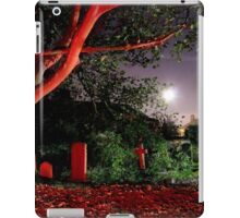 Graveyard at Midnight iPad Case/Skin