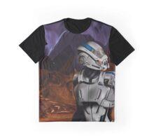 Mass Effect Ryder Graphic T-Shirt