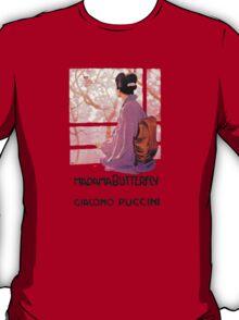 Madame Butterfly T-Shirt