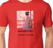Madame Butterfly Unisex T-Shirt