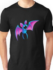 Blue Bat Unisex T-Shirt