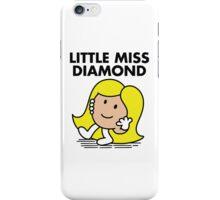 Little Miss Diamond iPhone Case/Skin