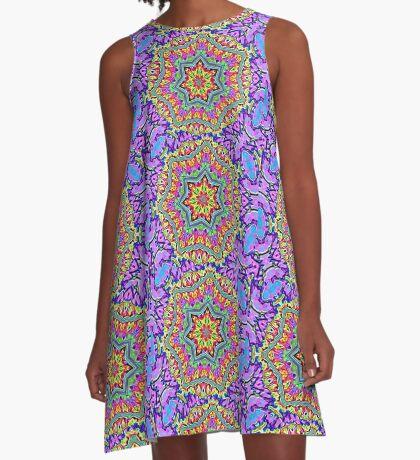 Spiral dreams A-Line Dress