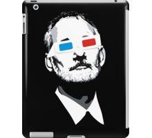 Bill Murray 3D Glasses iPad Case/Skin