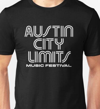 Austin City Limits Music Festival Unisex T-Shirt