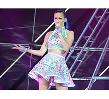 Katy Perry Glow Photographic Print