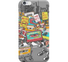 Digital Era Ruins Our Life iPhone Case/Skin