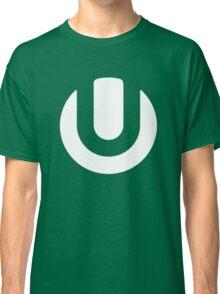 Ultra Music Festival - White Classic T-Shirt