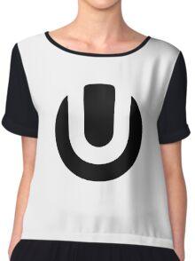 Ultra Music Festival - Black Chiffon Top
