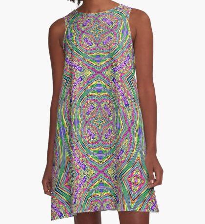 Pattern dreams A-Line Dress
