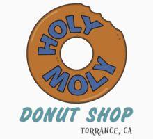 Holy Moly Donut Shop T-Shirt