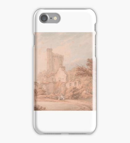 Thomas Hearne () Caister Castle, Norfolk, iPhone Case/Skin