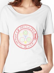 Halo of Alchemy Women's Relaxed Fit T-Shirt
