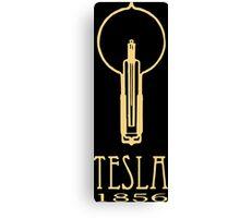 Tesla 1856 Canvas Print
