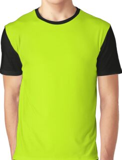 Bitter Lime Green Graphic T-Shirt