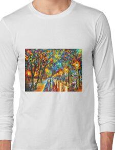 WHEN THE DREMS CAME TRUE - Leonid Afremov Long Sleeve T-Shirt