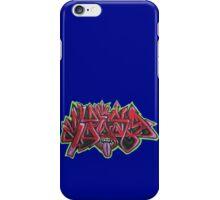 Graffiti Tees 12 iPhone Case/Skin