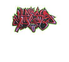 Graffiti Tees 12 Photographic Print
