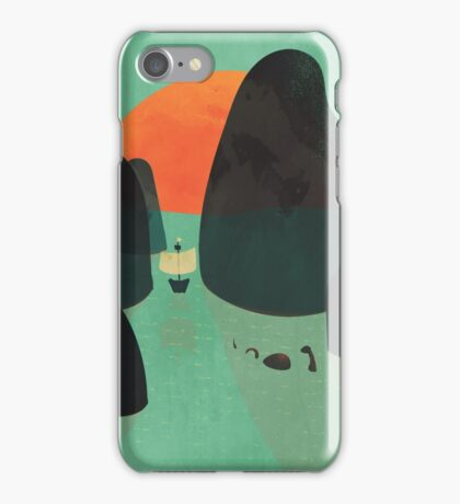 No one ever believed them... iPhone Case/Skin