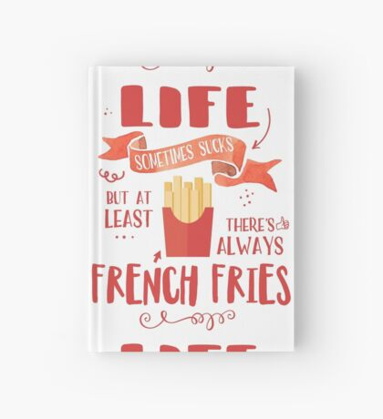 French Fries Understand... Hardcover Journal