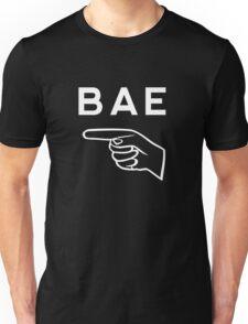 Funny matching couple (left)  - BAE Unisex T-Shirt