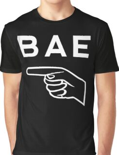 Funny matching couple (left)  - BAE Graphic T-Shirt