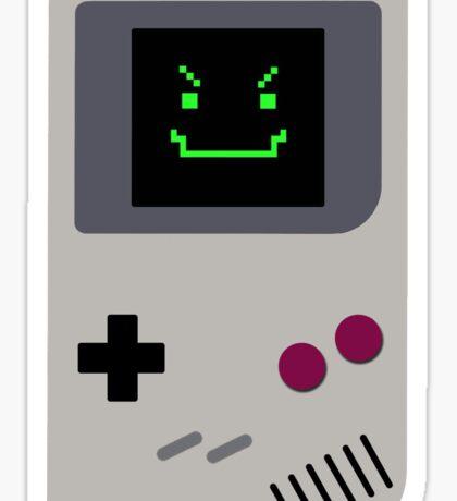Gamebot Sticker