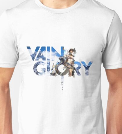 Vainglory Logo - War Winter Catherine (LE) Unisex T-Shirt