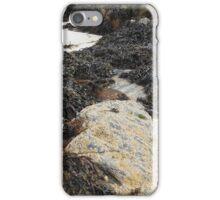 Wild Nature - Rocks, Sand and Seaweed, Great Bernera iPhone Case/Skin
