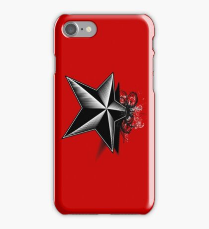 Death upon a Star iPhone Case/Skin
