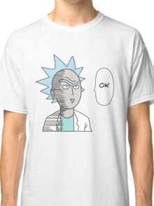 One Punch Rick Classic T-Shirt
