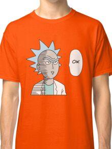 One Punch Rick Classic T-Shirt