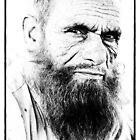 Old Man by Dr. Harmeet Singh